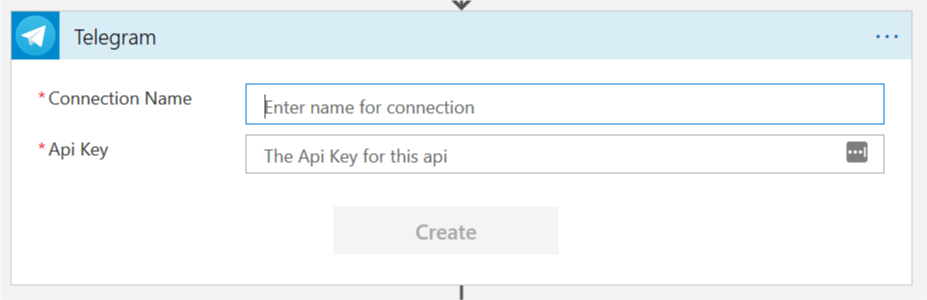 Sending Telegram Messages With Azure Function Proxy and Logic App