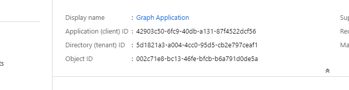 How to access data from the beta channel of Graph API
