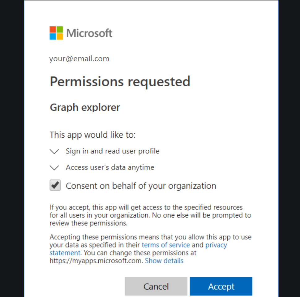 Understanding Azure Active Directory Application Registrations
